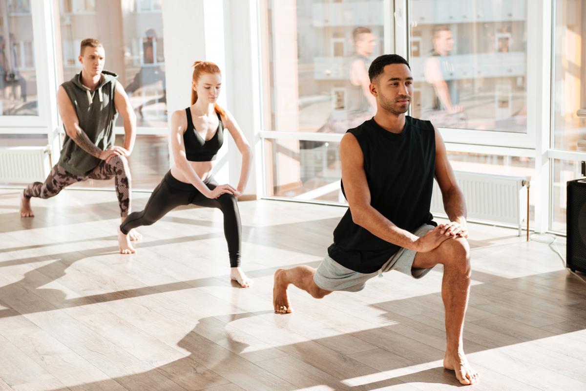 Nové letní lekce jógy