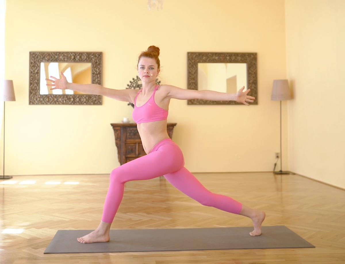 JÓGA VIDEO: S jógou do plavek